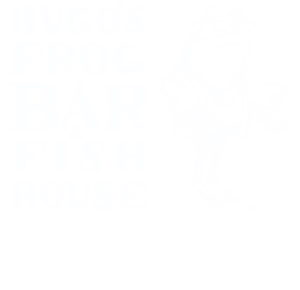 Hugo's Frog Bar & Fish House Logo